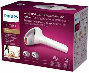 Philips Lumea BRI954 Prestige IPL Hair Remover, FACE and BODY - cordless use