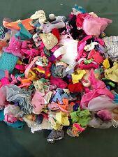Mattel Barbie Bratz Hand-Made Off Brand Large Bag of Doll Clothes B400