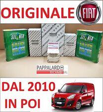 KIT TAGLIANDO 4 FILTRI ORIGINALI+OLIO SELENIA FIAT DOBLO (263) 1.3 MULTIJET 90CV