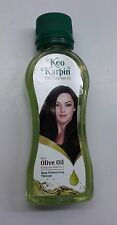 Keo Karpin Hair Oil  Non Sticky  100 ML  With Olive Oil ,Wheat Germ & Vit E