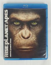 Rise of the Planet of the Apes (Blu-ray/DVD, 2011, 2-Disc Set)