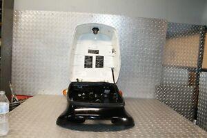 04 BMW Police R1150RT / R1150 RT / 1150RT Storage Case Rear Box Assy Trunk OEM