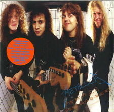 "Metallica $5.98 E.P. GARAGE DAYS RE-REVISITED Orange 180gm vinyl 12"" Neuf scellé"