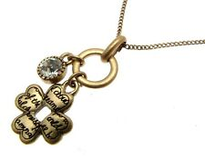 Necklaces For Women Pendant Necklaces Shamrock Charms Fashion Necklaces