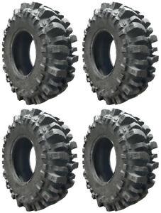 Four 4 Interco Bogger UTV ATV Tires Set 2 Front 31x9.5-14 & 2 Rear 31x9.5-14