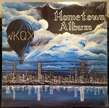 WKQX RADIO ROCK COMP hometown album LP VG+ 1977 Ashcraft / Tetra | Street Kids