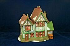 Hembleton Pewterer Shops of Dickens' Heritage Village Department 56