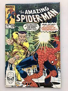 AMAZING SPIDER-MAN #246  MARVEL COMICS NOV 1983 THE WATCHER