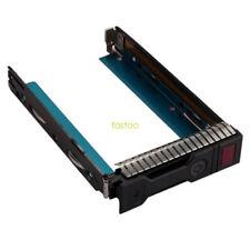 """3.5"""" Hard Drive Tray Caddy Sled Proliant For HP Gen8 G8 Gen9 DL380 ML310e SL250s"""