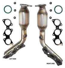 Catalytic Converter for Toyota 4Runner FJ Cruiser Tacoma 4.0 - Set Left Right