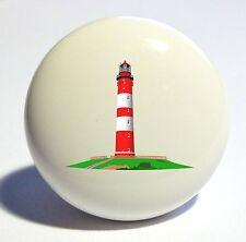 Lighthouse Home Decor Ceramic Kitchen Knob Drawer Cabinet Pull