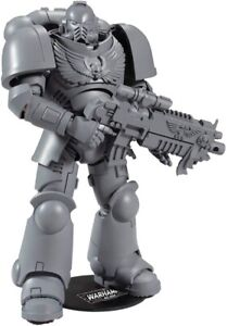 "McFarlane Toys - Warhammer 40,000 - Space Marine Artist Proof 7"" Action Figure"
