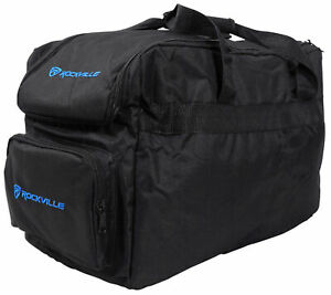 Rockville RLB30 Bag for 4 Slim Par Chauvet/ADJ Lights+Controller+Accessories
