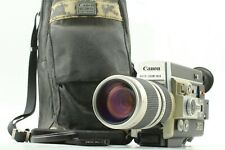 【MINT+++ All Works】 Canon Auto Zoom 1014 Electronic 8mm Movie Camera From JAPAN