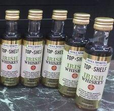5 x Still Spirits Irish Whisky