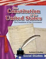 The Constitution of the United States: Early America [Building Fluency Through R