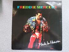 """FREDDIE MERCURY - MADE IN HEAVEN - 12"""" VINYL SINGLE EX"""