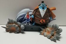 ONE PIECE figure diorama megahouse LOGBOX JINBEI LUFFY BAF missing Rayleigh