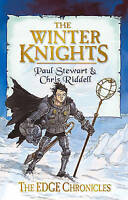 Winter Knights (The Edge Chronicles), Stewart, Paul , Good | Fast Delivery