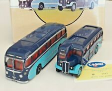 CORGI CLASSICS - BURLINGHAM SEAGULL/AEC REGAL - YORK BROTHERS - MINT & BOXED