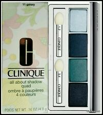 Clinique All About Shadow Quad in Galaxy  (11) Full Size and Boxed 4.8g