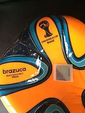 ADIDAS Beach Soccer BRAZUCA PRAIA Ball Matchball original FIFA A 5 Fussball NEU