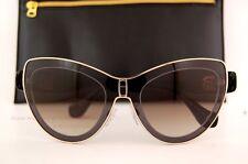 Brand New BALENCIAGA Sunglasses BA 0001 01F BLACK For Women 100% Authentic