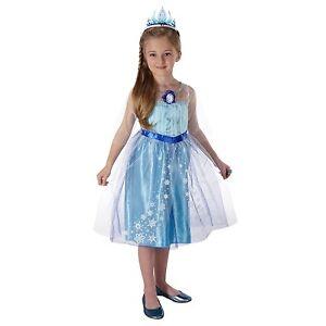 Disney Frozen Enchanting Dress - Elsa, 4-6X by Frozen
