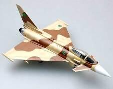 Easy Model EF-2000A RSAF Fuerza aérea con soporte de pie a escala 1:72 DieCast