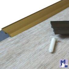 SALE Abschlussprofil für Balkon + Terassentüren Aluminium Prinz D.O.S. 115 cm