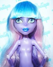 MONSTER HIGH HAUNTED STUDENT REPLACEMENT NUDE RIVER STYXX GIRL DOLL