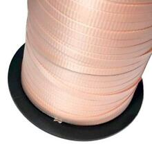 """10 yards Peach 3/16"""" curling ribbon gift wrap party supplies"""