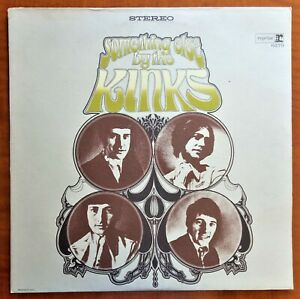 The Kinks ‎– Something Else By The Kinks