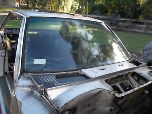 72-81 Mercedes  450 380 500 SLC COUPE front windshield kinonoglas-kristall FIRA
