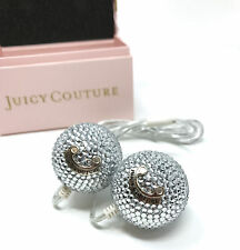 Juicy Couture Dazzle Speakers - Silver, New in box