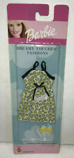 NEW Barbie Dreamy Touches Fashion Dress Joe Boxer NRFB Vtg 2000 Doll Outfit