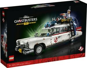 Lego Creator Expert 10274 Ghostbuster Ecto-1 New Sealed