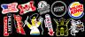 Welder's Tribute Contour Cut Vinyl Sticker Pack