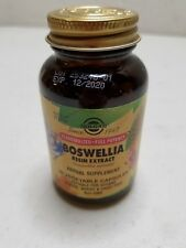 Solgar Standardized Full Potency Boswellia Resin Extract vegetable capsules 55