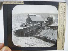 PHOTO 1895 shenandoah pennsylvania pa coal mine miners mining philadelphia