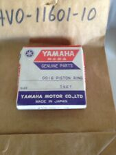 YAMAHA PISTON RINGS YZ60 1981-1983 1ST O/S 4V0-11601-10