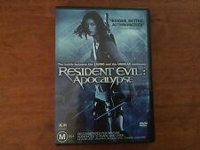 Resident Evil - Apocalypse (DVD, 2005)