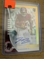 2019 Absolute #105 Bryce Love Auto RC #ed 10/10