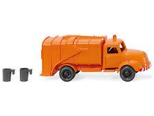 Wiking 064301 H0 LKW Magirus S 3500 Müllwagen