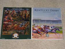 2015 Breeders's Cup Program & Kentucky Derby Program (American Pharoah)