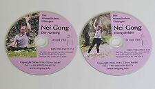 Nei Gong (Qi Kung) Lehr CDs (2 St) für PC - B-Ware