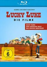 Lucky Luke - Die Filme - Die Spielfilm Edition - 3 Blu Ray Box (x)