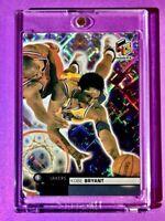 Kobe Bryant 1999 HOLOGRFX REFRACTOR HOLOFOIL UPPER DECK HOT LAKERS CARD - Mint!