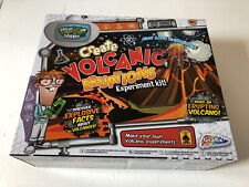 Create Volcanic Eruptions Experiment Kit By Weird Science Age 8+
