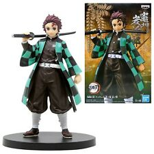 Demon Slayer Kimetsu no Yaiba Figure vol 1 Tanjiro Kamado  Originale Banpresto